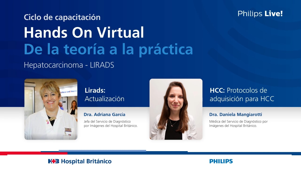 Hands On Virtual Hepatocarcinoma – LIRADS
