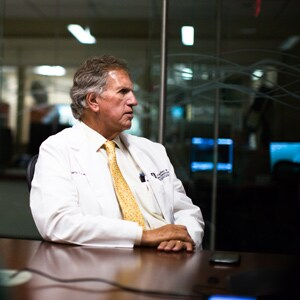 Dr. Barry T. Katzen, Fundador y Director Médico del Miami Cardiac & Vascular Institute.