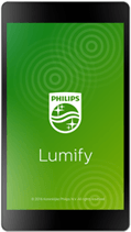Tablet compatible con ultrasonido Lumify